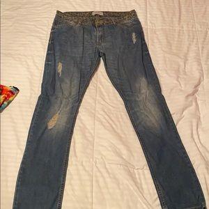 Zara men denim jeans